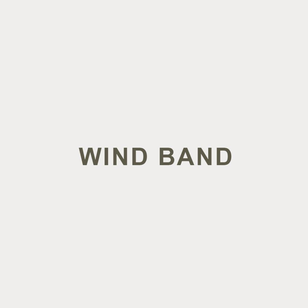 WIND-BAND